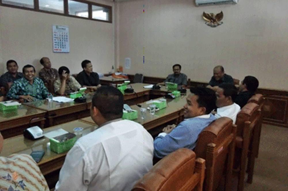 Banleg DPRD Kota Cilegon Kunjungi DPRD Surakarta