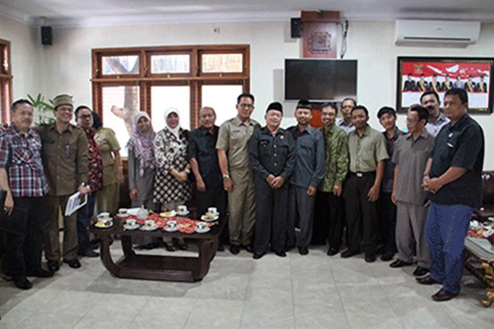 DPRD Kota Cimahi Kunjungi Kota Surakarta