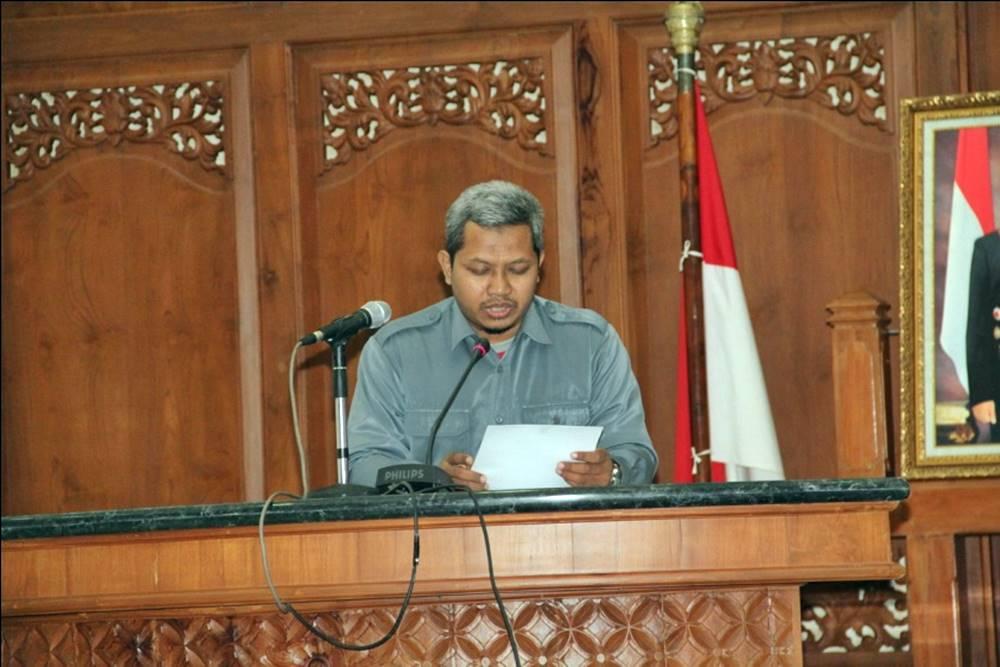 FPKS Ragukan Penambahan Dana APBD P 2014 Bisa Maksimal Penyelesaian Fisik