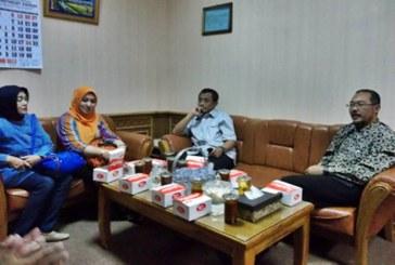 Komisi C Kab. Bandung Belajar Tansportasi Darat