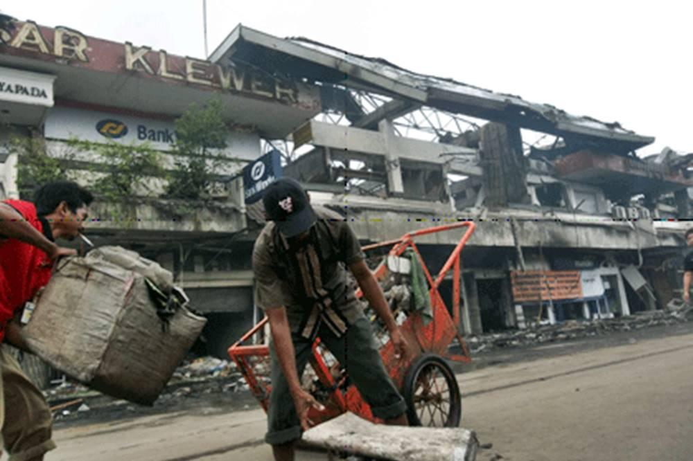 Pasar KLewer Akan Dilengkapi Basement