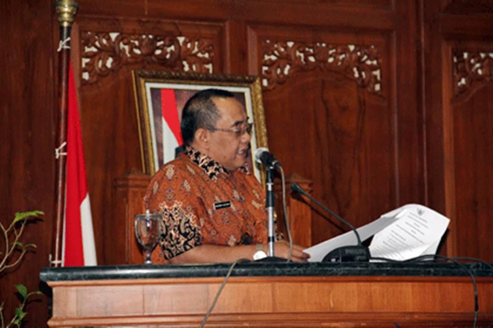 Walikota Rudy Kritisi Naskah Akademi Raperda Trafficking