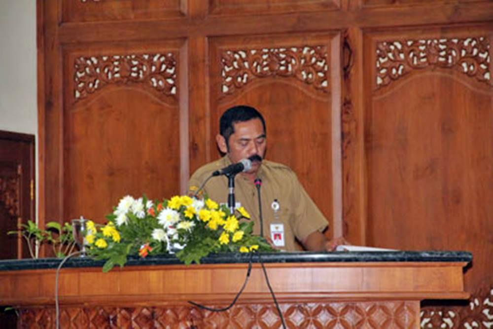 Walikota Serahkan Dua Raperda Ke DPRD