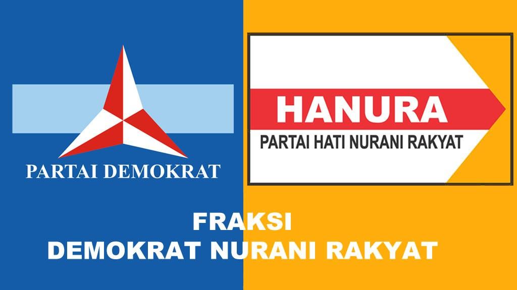 fraksi demokrat nurani rakyat 2