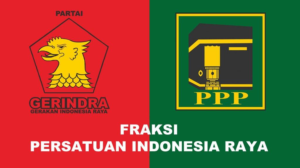 fraksi persatuan indonesia raya