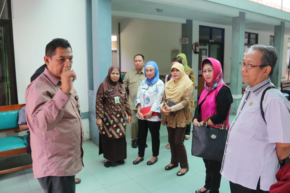 Anggota BP2D Kunjungi SPGDT Gajahan