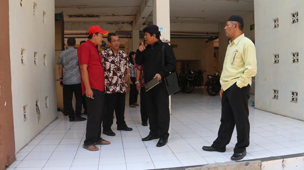 Komisi II DPRD Sidak ke Rusunawa