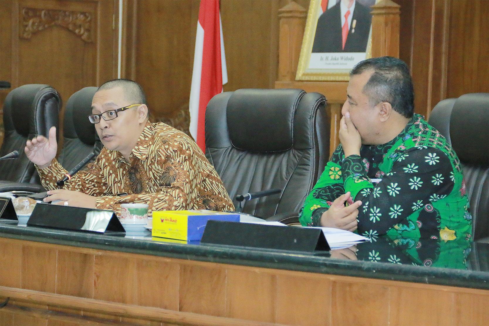 Study Banding DPRD Kabupaten Malang