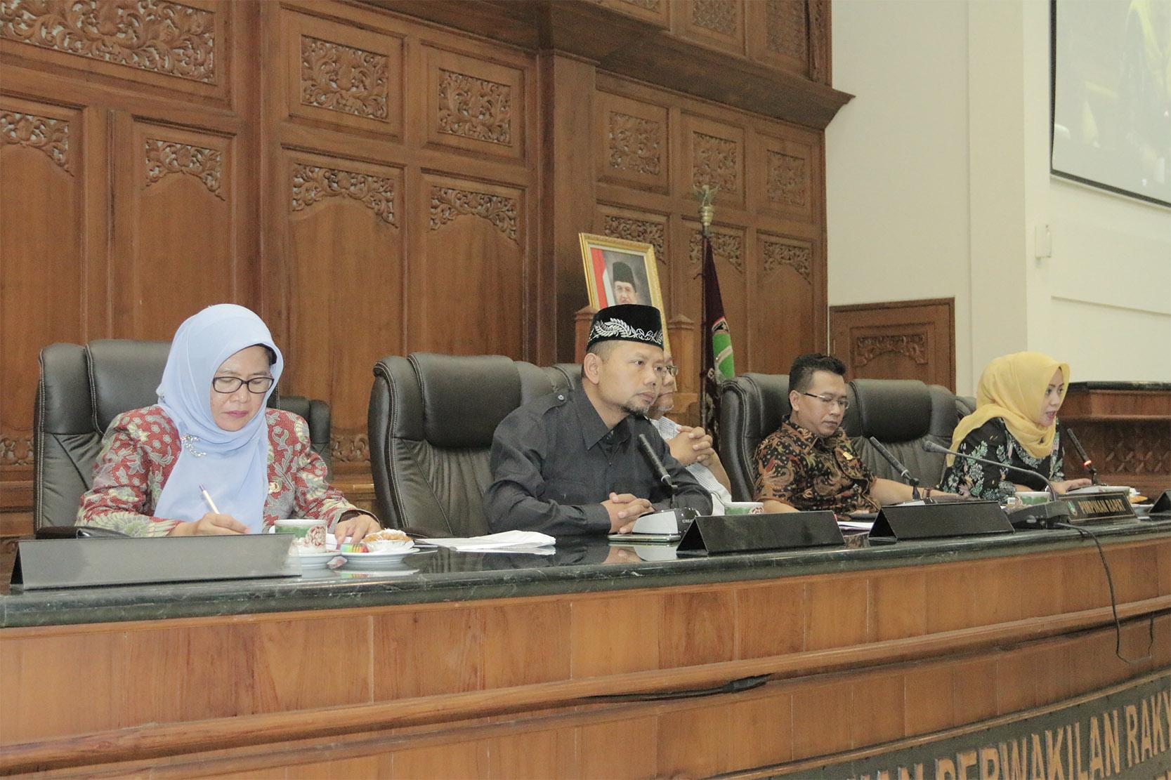 Studi Banding DPRD Kabupaten Purbalingga