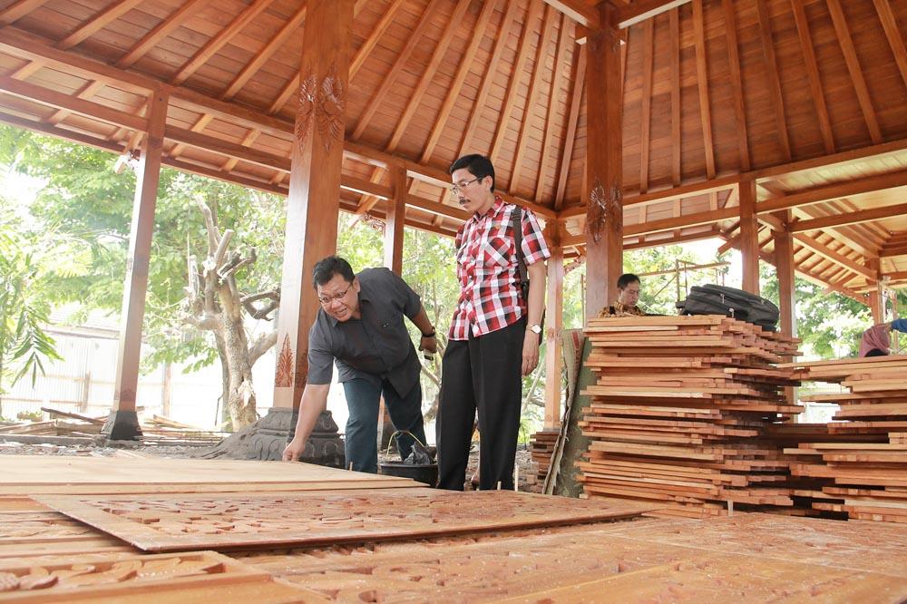 Komisi I Sidak Mangkubumen dan Taman Cerdas Semanggi