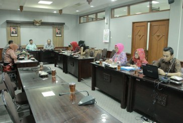 Rapat BP2D DPRD Kota Surakarta
