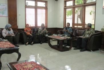 Kunjungan Kerja DPRD Kota Pekalongan