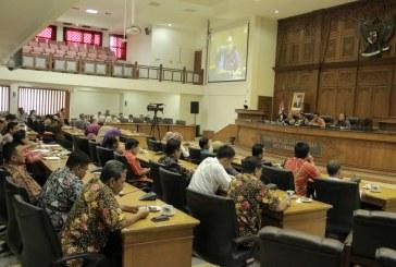 Kunjungan Kerja DPRD Kabupaten Pasuruan