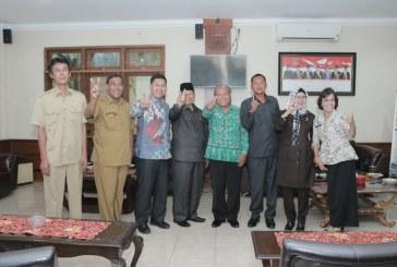 Kunjungan Kerja DPRD Kabupaten Tangerang