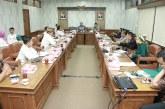 Kamis, 23 Maret 2017 Rapat Badan Musyawarah