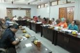 Rapat Kerja Badan Pembentukan Peraturan Daerah DPRD Kota Surakarta