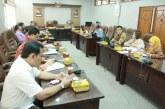 Rapat Kerja Pansus Raperda tentang Penyelenggaraan Pendidikan