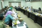 Rapat Kerja Pansus Raperda tentang Sistem Kesehatan Daerah