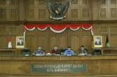 Rapat Kerja Badan Anggaran DPRD Kota Surakarta