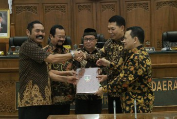 Rapat Paripurna ke II KUA-PPAS APBD Tahun Anggaran 2018