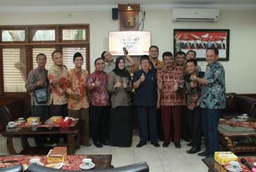 Kunjungan Kerja / Study Banding DPRD Kota Pekalongan