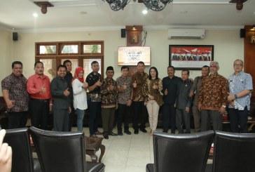 Tamu Kunjungan Kerja / Study Banding DPRD Kabupaten Bojonegoro