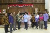Penerimaan Tamu Kunjungan Kerja DPRD Kota & Kabupaten