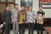 Penerimaan Tamu Kunjungan Kerja DPRD Kota Pasuruan