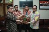Penerimaan Tamu Kunjungan Kerja / Studi Banding Kota & Kabupaten DPRD