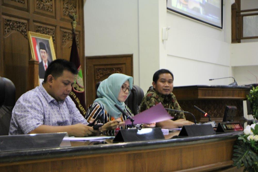 Penerimaan Tamu Kunjungan Kerja DPRD Kabupaten Tanah Datar & Tana Toraja