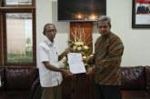 Audiensi Forum Umat Islam Peduli Pembangunan Masjid Sriwedari