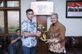 Penerimaan Tamu Kunjungan Kerja / Studi Banding Kota Kediri & Prabu Mulih.
