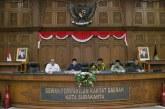 Penerimaan Tamu Kunjungan Kerja / Studi Banding DPRD