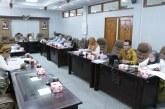Rapat Kerja Pansus Raperda tentang Pelestarian Kebudayaan Tradisional Tak Benda