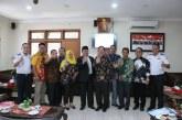 Penerimaan Tamu Kunjungan Kerja / Study Banding DPRD Kabupaten Balangan