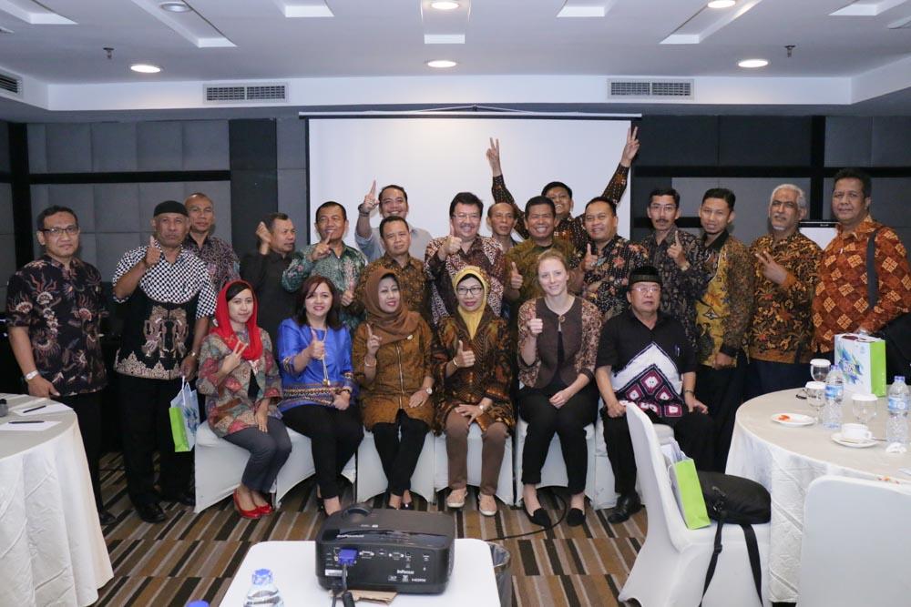 Rapat Koordinasi Legislatif & Eksekutif Kota Surakarta terkait Proyek Kerjasama Pemerintah Daerah dengan Badan Usaha.