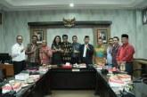 Penerimaan Tamu Kunjungan Kerja DPRD Kota Kupang