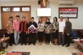 Penerimaan Tamu Kunjungan Kerja DPRD Kota Surabaya