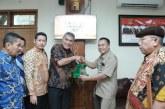 Penerimaan Tamu Kunjungan Kerja DPRD Kota Bekasi