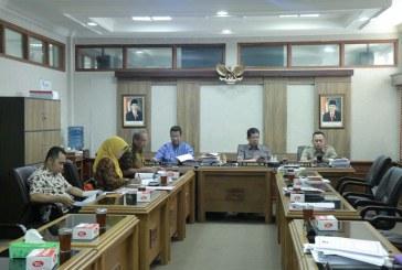 Rapat Komisi II DPRD Kota Surakarta