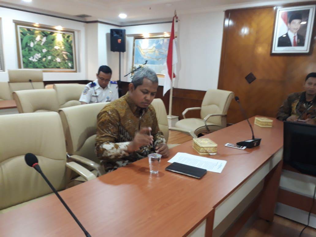 Koordinasi & Konsultasi Komisi III DPRD Kota Surakarta