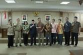 Penerimaan Tamu Kunjungan Kerja DPRD Kota Semarang