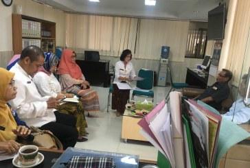 Penerimaan Tamu Kunjungan Kerja dari DPRD Kabupaten Purworejo