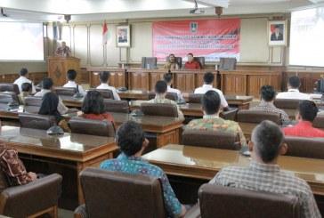 Pengarahan & Pembinaan Kepada TKPK dan Outsourcing di Sekretariat DPRD Kota Surakarta