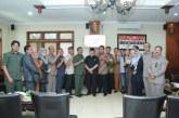Penerimaan Kunjungan Kerja DPRD Kabupaten Cilacap