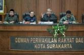 Penerimaan Tamu Kunjungan Kerja dari Badan Musyawarah DPRD Provinsi DKI Jakarta dan DPRD Kota Tasikmalaya