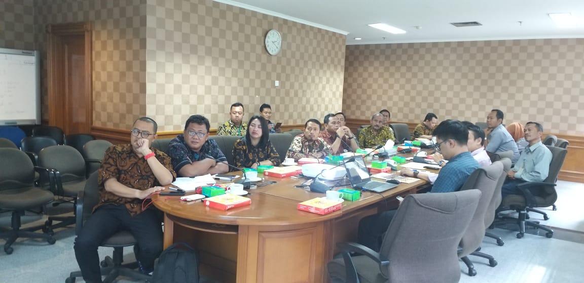 Konsultasi Komisi I DPRD Kota Surakarta ke Kementrian Pendayagunaan Aparatur Negara dan Reformasi Birokrasi