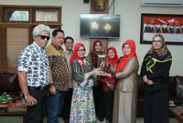 Penerimaan Tamu Kunjungan Kerja dari DPRD Kota Samarinda
