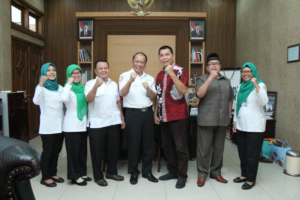 Rapat Pimpinan DPRD Kota Surakarta Terkait BPJS
