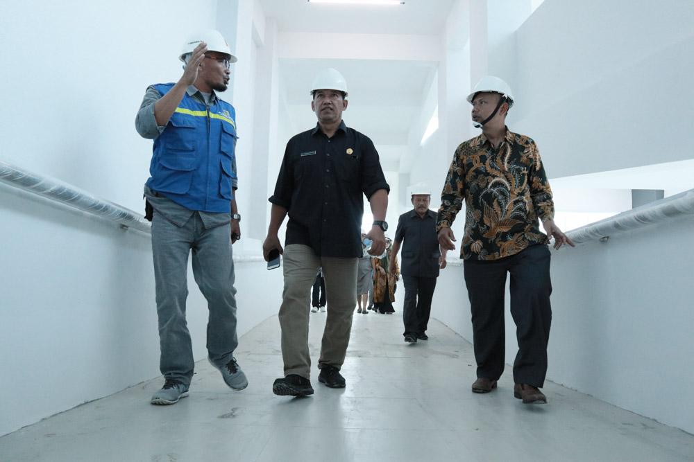 Sidak Komisi IV DPRD Kota Surakarta ke RSUD Semanggi